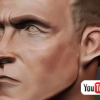 'The Scout' – Digital Sculpting Timelapse
